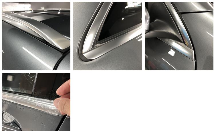 メルセデスベンツGLC220 欧州車オーナー様のお悩み箇所をまとめて保護・軽減
